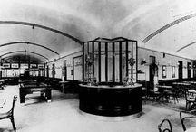 4.4 Viena / Primera ciudad que vuelve a la línea recta y al cuadrado sin abandonar la elegancia en el tratamiento de los materiales propios del Art Nouveau