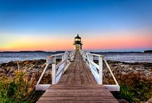 Maine / by Sue Robertson