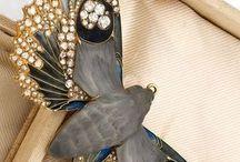"Insectes divers ""Lalique"""