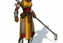 female monk