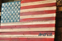 American Flag / by Michele Liggett