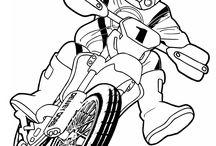 kinder moto