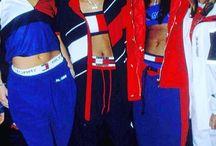 Sportswear 90s