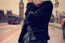 FURS AND THE CITY / Street fur fashion