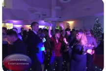 Get your dancing shoes on. / We just love to see our audiences having fun here at Innovents.