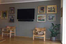 Malerbakken 11 / Kunstveggen min.