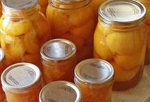 canning and preserve
