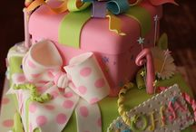 Cake and Cake / I have always loved to decorate cakes, I am horrible at it, but I love to look at beautifully decorated/designed cakes. / by Pam's Dog Academy