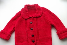 """little yarns / hand knitted items by Rita of """"Little Yarns"""" custom ordered items"""