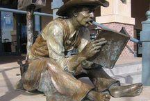 Čtení všemi smysly... / Různý knižní humor a jiné veselosti o čtení a knihách