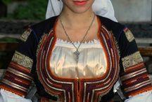 bulgarische Tracht