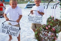 Cute Ways to Include Kids in Your Beach Wedding