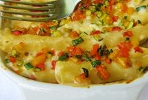 pizze di verdure / ricette