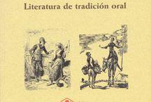 Obras sobre a tradición oral na biblioteca de Filoloxía