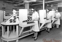 Russell Stover History / Handcrafted in Small Batches since 1923.