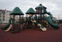 Place zabaw dla dzieci / Więcej informacji znajdziecie Państwo na: http://www.flexi-step.pl/