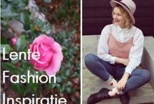 Lente fashion inspiratie