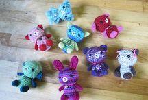 Crochet > Cuties ♡°♡ / by Lisa Gane