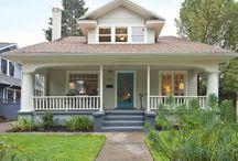 Favorite Houses / by G.J. Scott