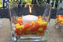 Halloween / Recipes, Decor, DIY projects for Halloween