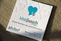 Stationery & Products by Kiss and Punch Designs