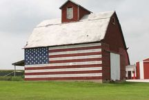 In the Country..Barns!!