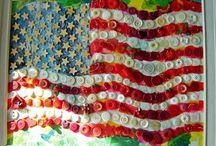 America the Beautiful / by Lisa Spendlove Cornwell