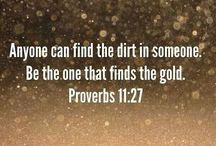Daily Bible Quotes / Read some good quotes from the bible everyday and become a better person