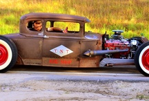 rat rods / by fred woodhouse