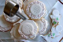 communion cookies / First communion cookies https://www.facebook.com/pages/Sweet-Project/480318932049151?ref=hl