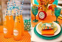 Clementine's 1st Birthday! / by Blossom Snodgrass