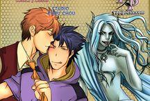 Yaoi Manga / Los mangas en español de YaoiPress y el Studio Chou Chou. Yaoi Manga in english and spanish :-)