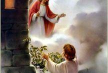 Gesù , Giuseppe e Maria