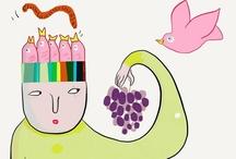 My drawings / www.erikamoeld@wordpress.com