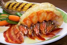 Seafood ♥ Seafood / Love shrimp , lobster most all fish , Never too many recipes !