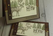 Karten mit SU - Nature Sings