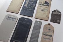 Hangtags & labels