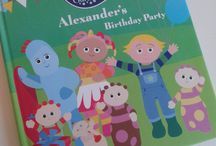 In The Night Garden / Our personalised In the Night Garden Books include your child in the story and illustrations. With a simple, repetitive story, it's the perfect gift for your little one.