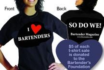 Bartender Apparel / by BARTENDER® Magazine