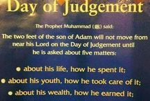 DAY OF THE JUDGEMENT - The day after we died, our next journey after life in this world