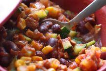 Cuisine végétarienne/végétalienne