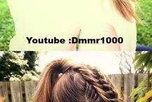 Pony tale braids