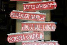 Santa's elves/christmas project