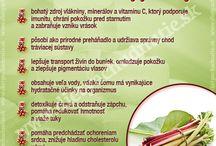 Ovocie zelenina - účinky