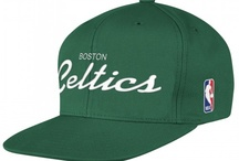 Celtics Hats / by Boston Celtics