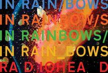 Album Artwork Wall / The best album covers