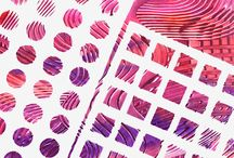 Gelli print tutorials / by Lynn