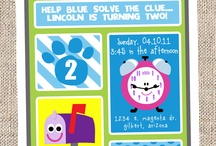 Party :: Blue's Clues :: / by Alison