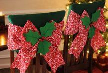 Sillas Navidad