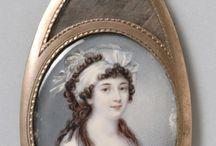 Miniature Portraits / Miniature portraits